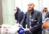 Муфтий РТ с супругой вернулись из поездки в хадж