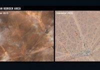 75 тысяч сирийцев застряли на границе с Иорданией