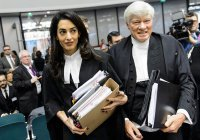 Амаль Клуни и Борис Джонсон возглавят кампанию против ИГИЛ