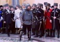Рамзан Кадыров перевоплотился в рыцаря (ВИДЕО)