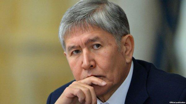 У Алмазбека Атамбаева - проблемы с сердцем.