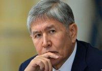 Алмазбек Атамбаев попал в больницу