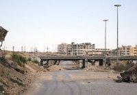 В Сирии отменен режим прекращения огня