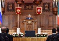 Минниханов: патриотизм - один из мощнейших двигателей развития Татарстана