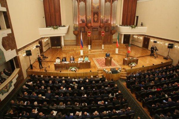 Сегодня Рустам Минниханов обратится страдиционным посланием кГоссоветуРТ