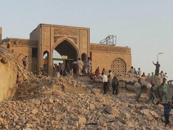 Ирак: не освободить, но поделить