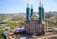 В Башкирии нашли способ достроить крупнейшую в Европе мечеть
