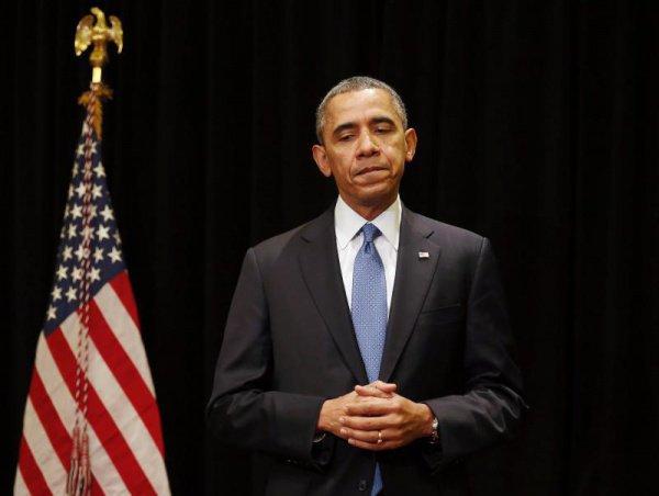Барак Обама не подписал законопроект о компенсациях.