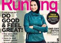 Спортсменка в хиджабе впервые украсила обложку популярного журнала (Фото)