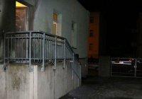 В Дрездене возле мечети прогремел взрыв (Фото)
