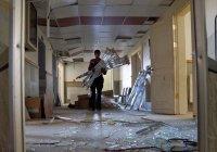 В Алеппо разбомбили последнюю детскую больницу