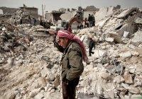 По тонкому сирийскому льду