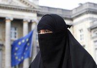 В Швейцарии мусульманкам запретили покрывать лицо