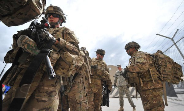 США просчитывают варианты нападения наСирию