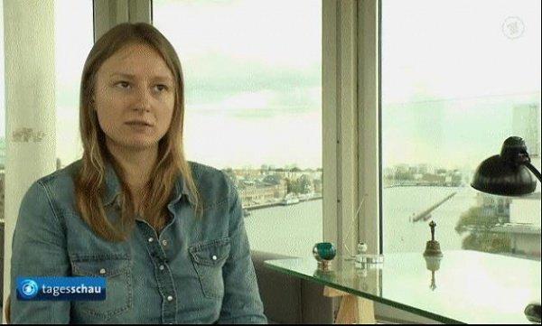 ВСирии изплена освобождена немецкая журналистка и ее ребёнок