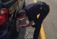 Мусульманин-афроамериканец показал, какими бывают полицейские