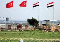 Турция отгородится от Сирии стеной