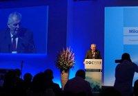 Президент Чехии: «ИГИЛ – это антицивилизация, которую необходимо уничтожить»
