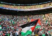 За поддержку Палестины шотландский футбольный клуб заплатит 10 тысяч евро