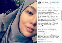 «Мисс Киргизия» решила носить хиджаб
