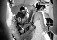 Беженец из Сирии спас свадебную церемонию канадской пары (Фото, видео)