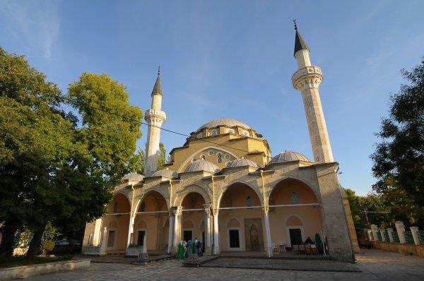 Джума-мечеть, Евпатория.
