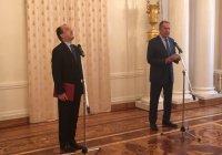 Сергей Лавров поздравил мусульман с новым годом по хиджре