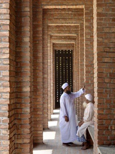 Мусульманка построила уникальную мечеть (Фото)