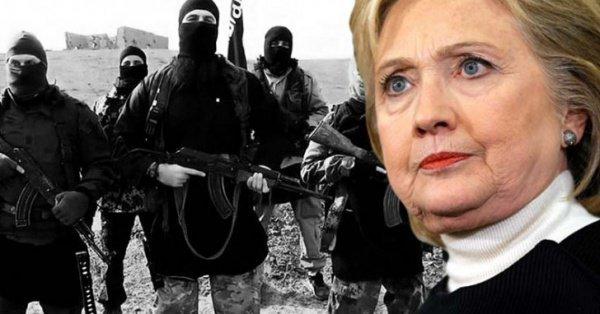 Сама Хиллари Клинтон неоднократно отвергала обвинения в поставках оружия ИГИЛ.