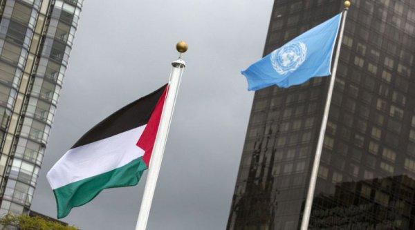 Палестина рассмотрит вопрос членства вОрганизации Объединенных Наций