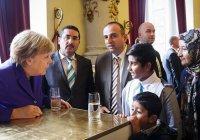 Президент Германии извинился перед мусульманами за исламофобию