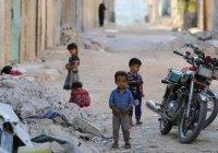 Мусульмане и христиане помолились о погибших в Алеппо детях
