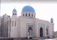 Мечеть имени Ислама Каримова открылась в Ташкенте