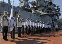 Россия разместит в Сирии постоянную военно-морскую базу