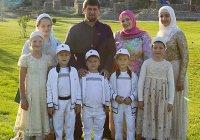 Рамзан Кадыров снова стал отцом