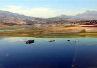 В Турции «всплыла» деревня, затопленная 25 лет назад (Фото)