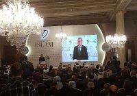 """Эрдоган: """"Исламский мир хотят разделить с помощью терроризма"""""""