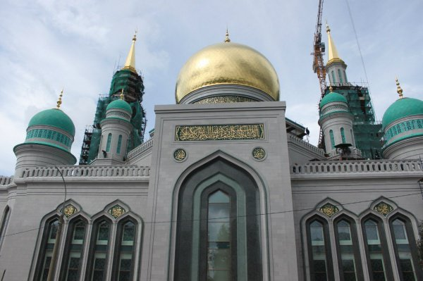 Московская соборная мечеть.