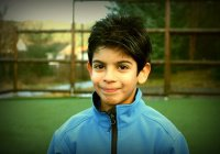 Футбольный клуб «Ювентус» принял в команду 10-летнего палестинца (Фото, видео)