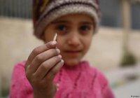 Дети обратились в ЕС и ООН с просьбой вернуть мир в Сирии