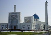 В мечеть передали принадлежавшее Исламу Каримову покрывало от Каабы