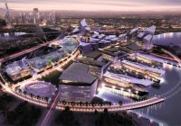 В Дубае строят «город творческих людей» (Фото)