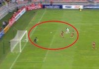 Сумасшедший гол в исполнении саудовского футболиста