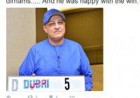 Житель ОАЭ потратил $9 млн на «красивый» автомобильный номер