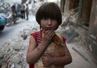 ЮНИСЕФ: целое поколение в Сирии не видело ничего, кроме войны