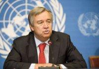 Новый генсек ООН: я обещаю мир в Сирии