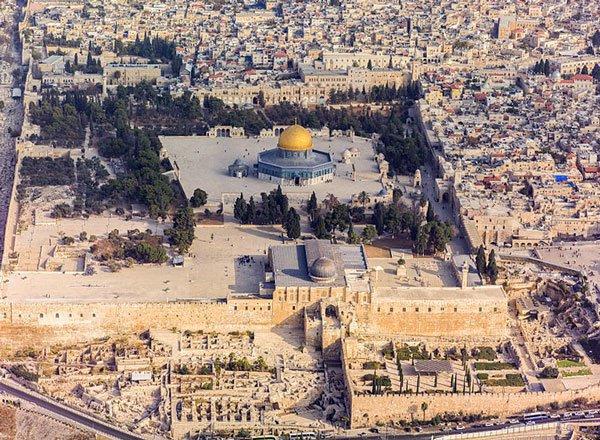 Израиль остановил сотрудничество сЮНЕСКО из-за Храмовой горы