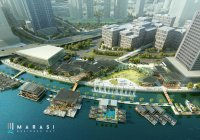В Дубае открывается 12-километровая набережная (Фото)