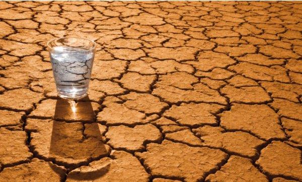 В Центральной Азии - серьезная нехватка воды.