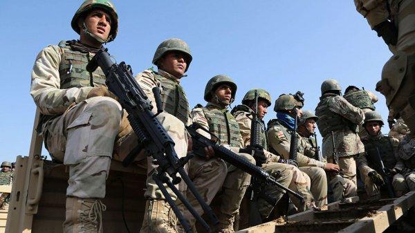 Операция по освобождению Мосула началась сегодня.